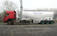 Bulk Powder Tank Trailer