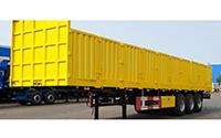 3 Axle High Side Utility Trailer